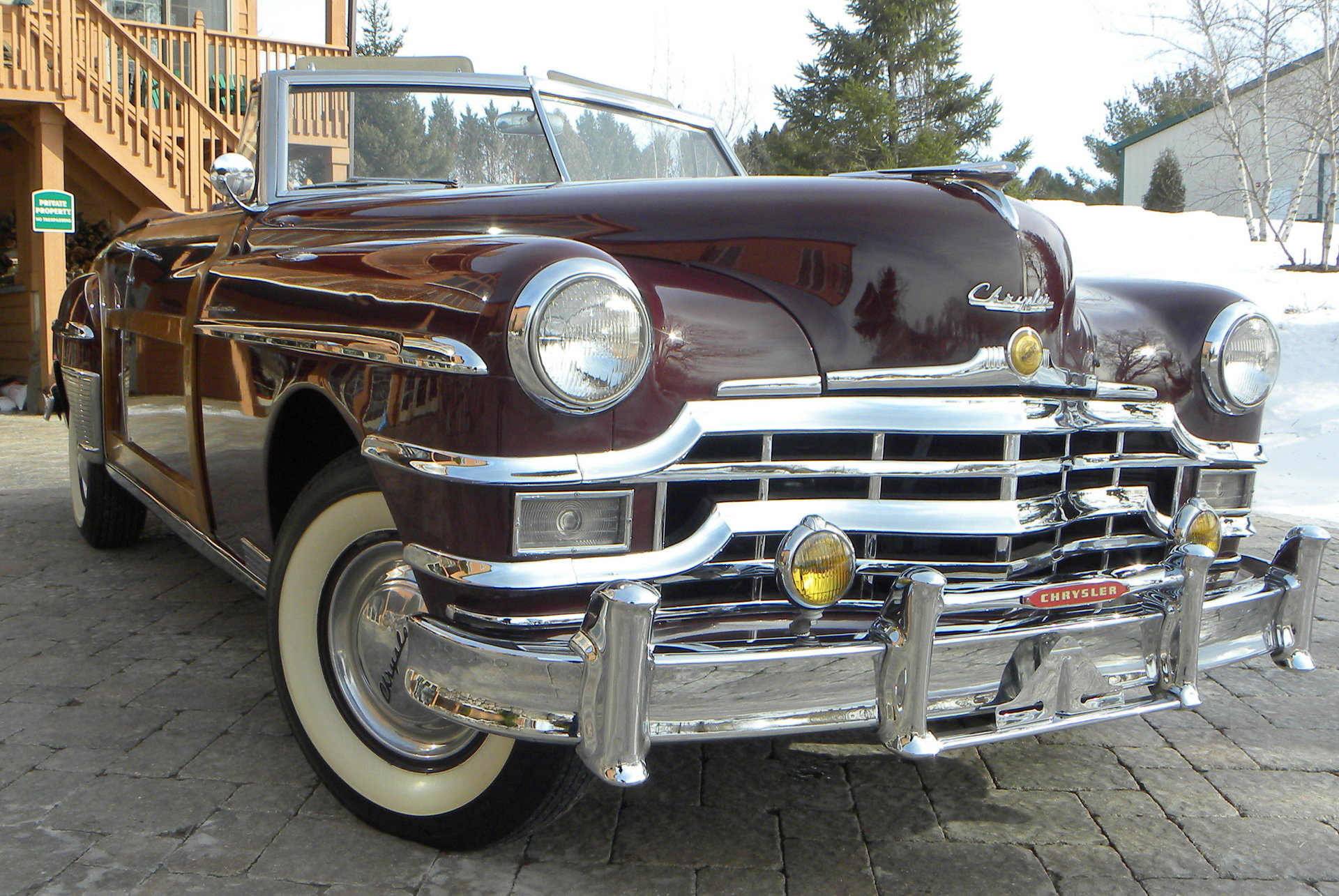 1949 Chrysler Town And Country Volo Auto Museum 23