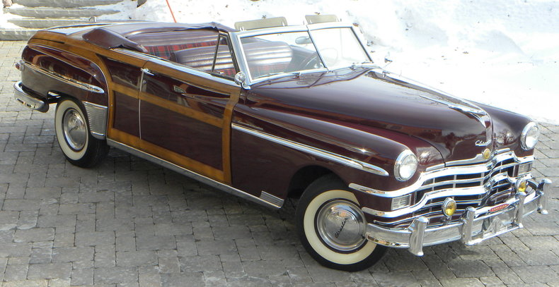 1949 Chrysler Town And Country