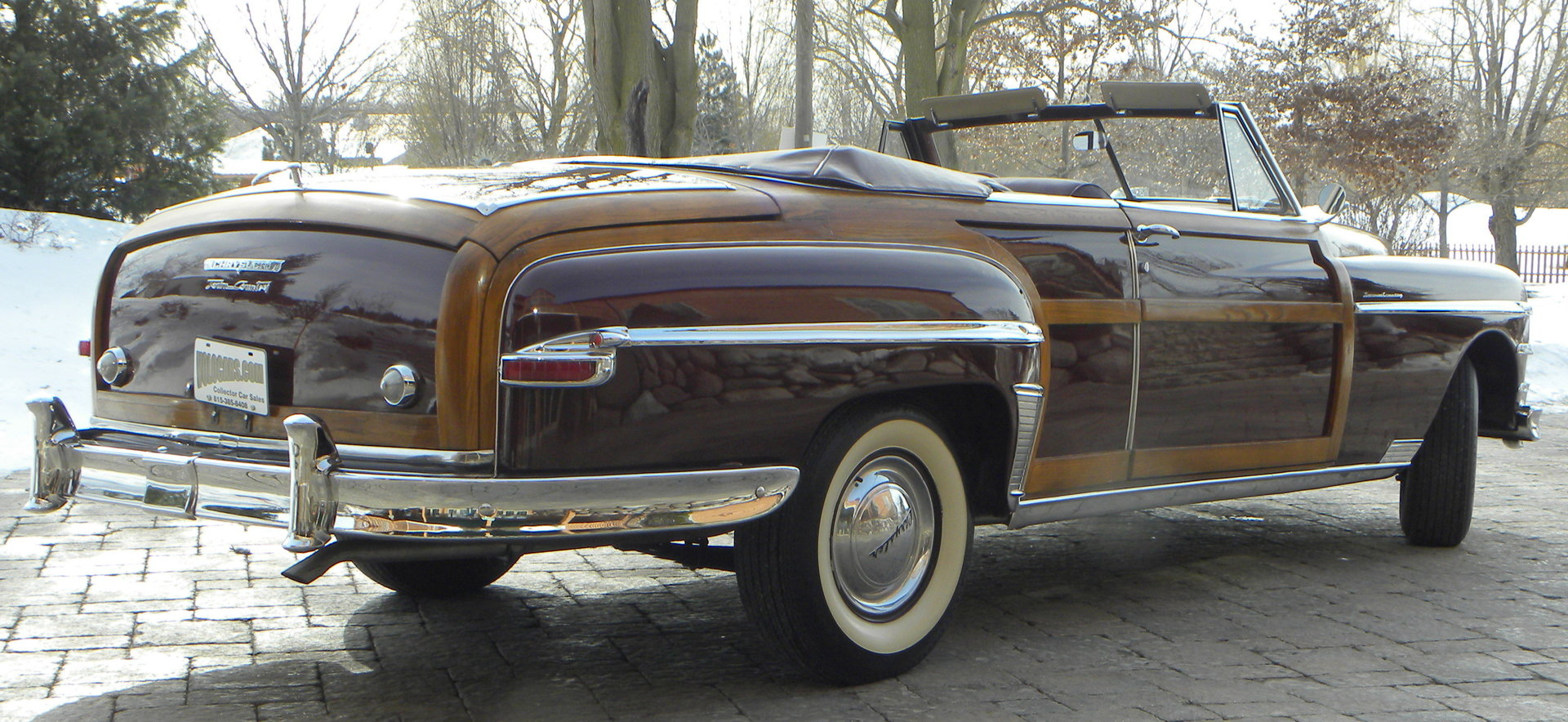 1949 Chrysler Town And Country Volo Auto Museum 25