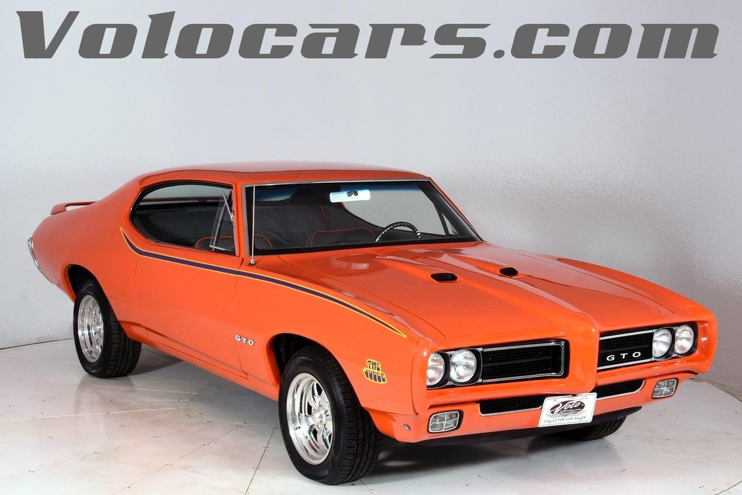 3412644a381752 hd 1968 pontiac gto pro touring