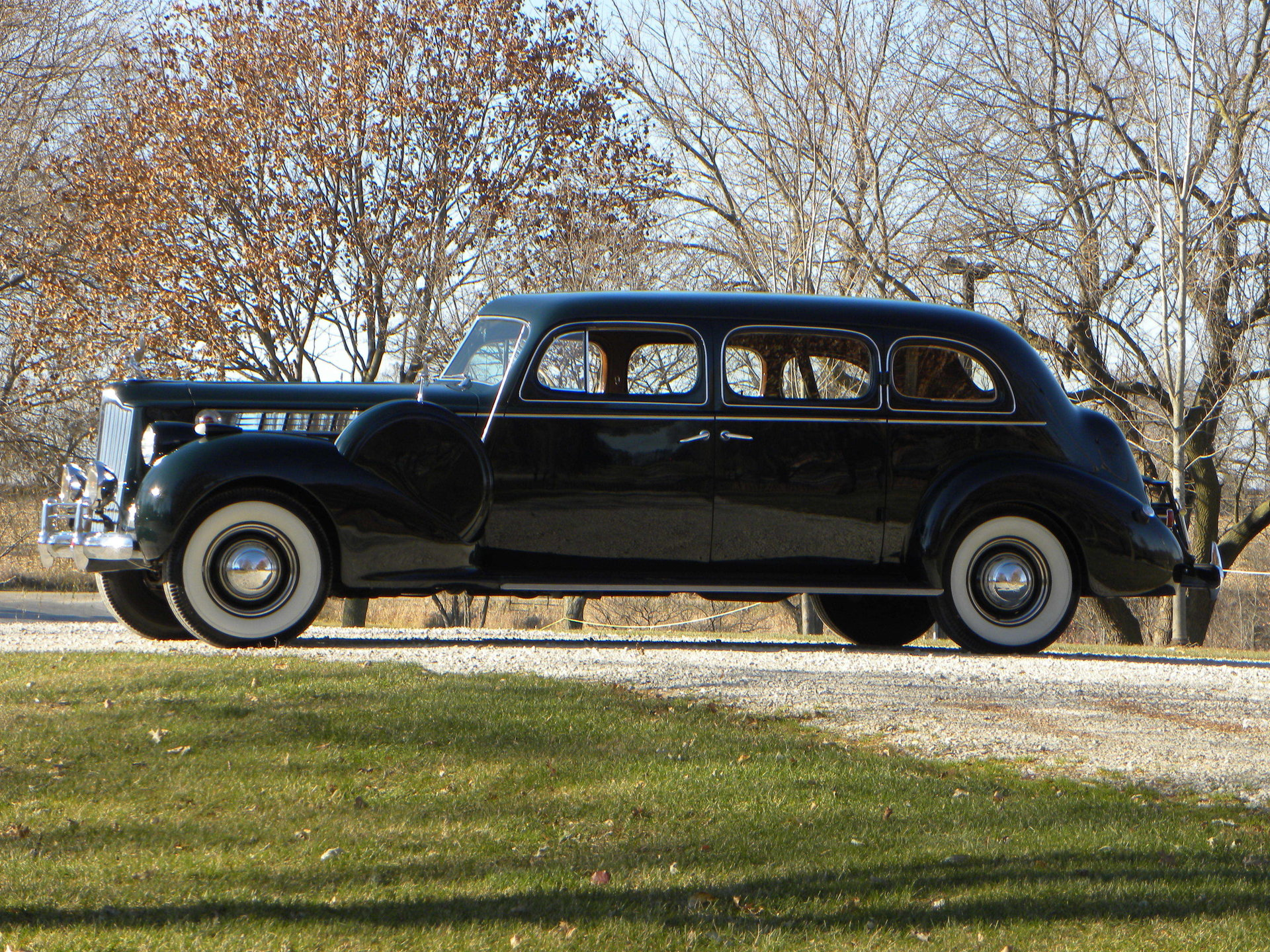 1940 Packard 18th Series 1808 | Volo Auto Museum