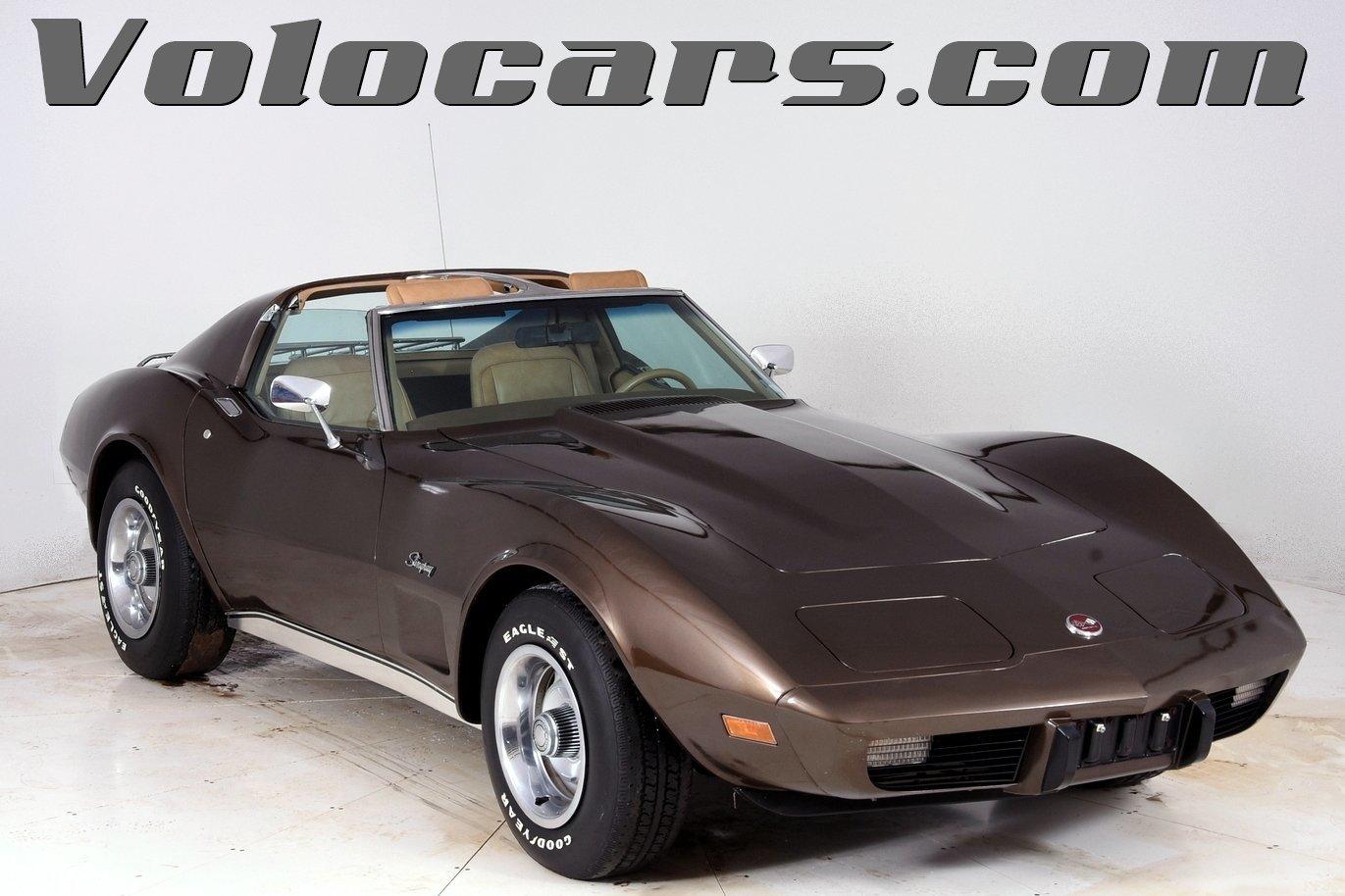 344734097e77c3 hd 1976 chevrolet corvette