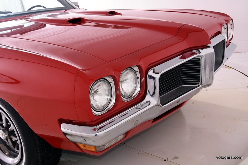 1970 Pontiac Lemans Volo Auto Museum