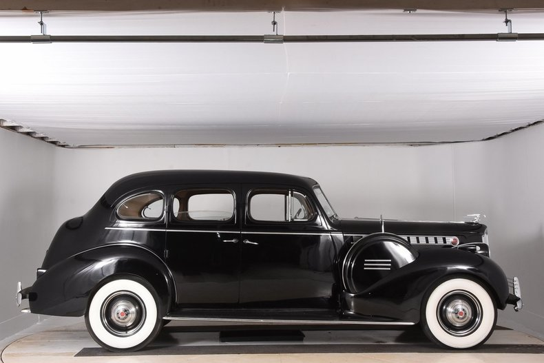 1940 Packard 120