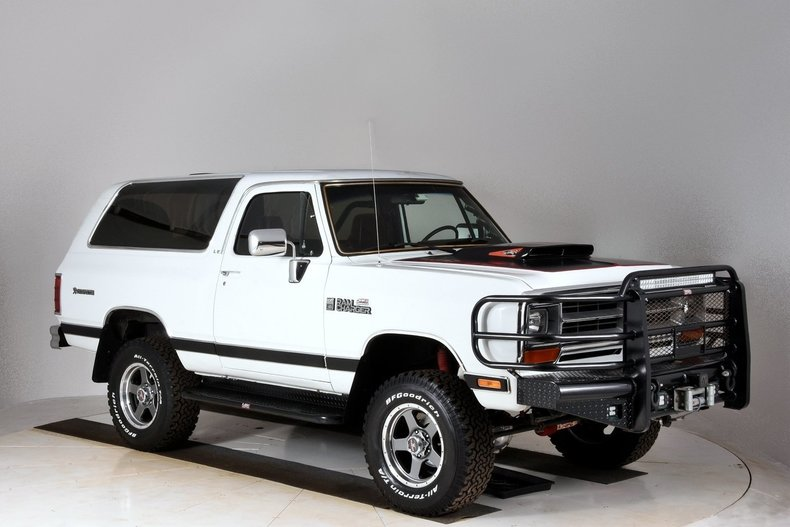 1990 Dodge Ram Charger