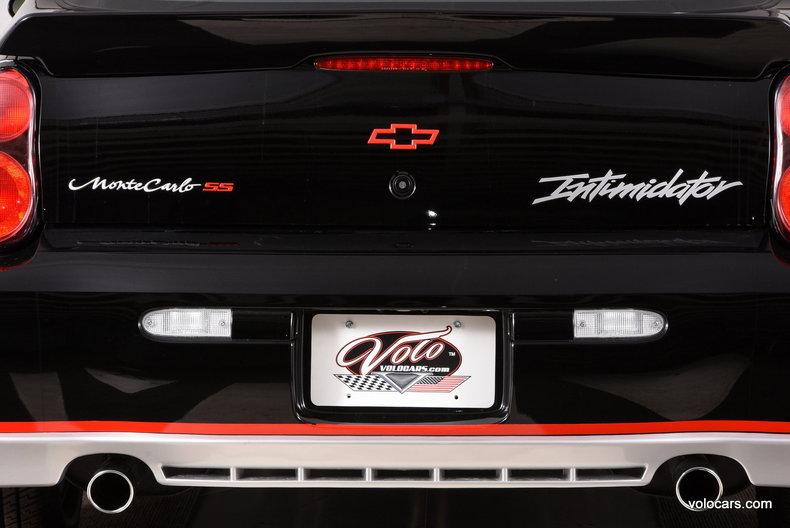 2002 Chevrolet Monte Carlo SS