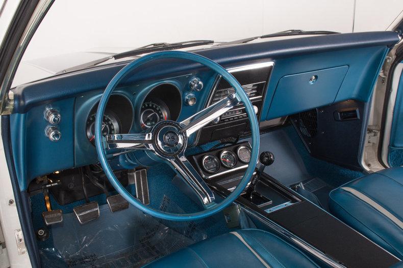 357865f8e0bf92 low res 1967 chevrolet camaro z28 rs