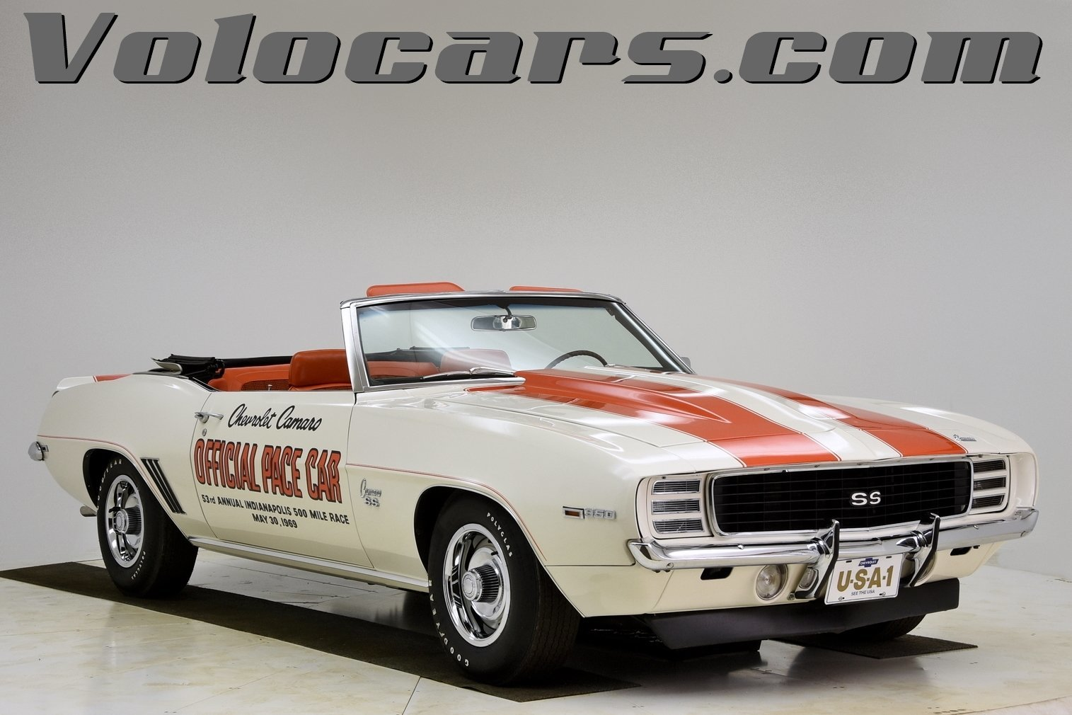 357596971672b2 hd 1969 chevrolet camaro pace car