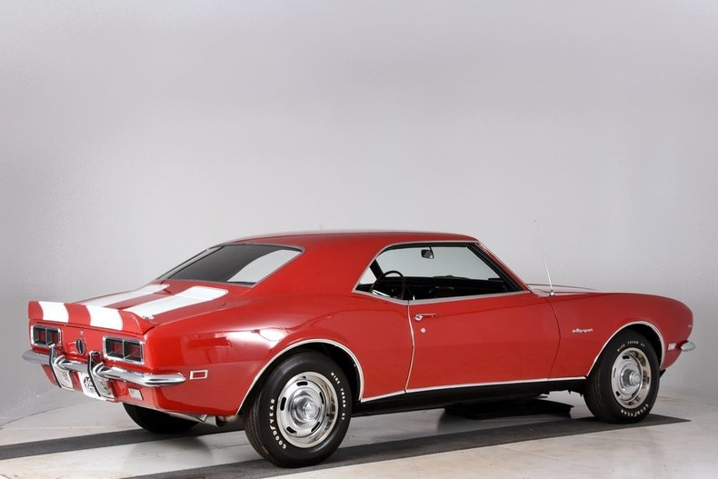 361888b82d0bee low res 1968 chevrolet camaro z 28 rs