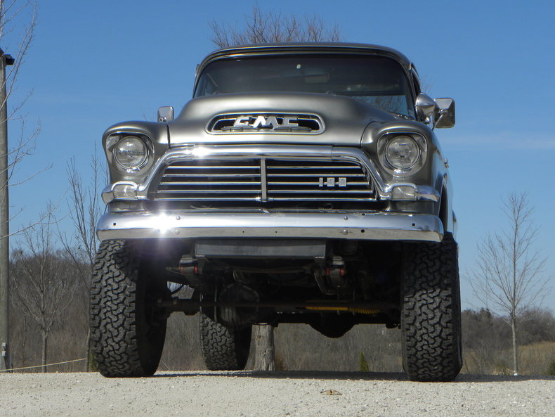 359583aea136bb low res 1957 gmc 4x4 truck