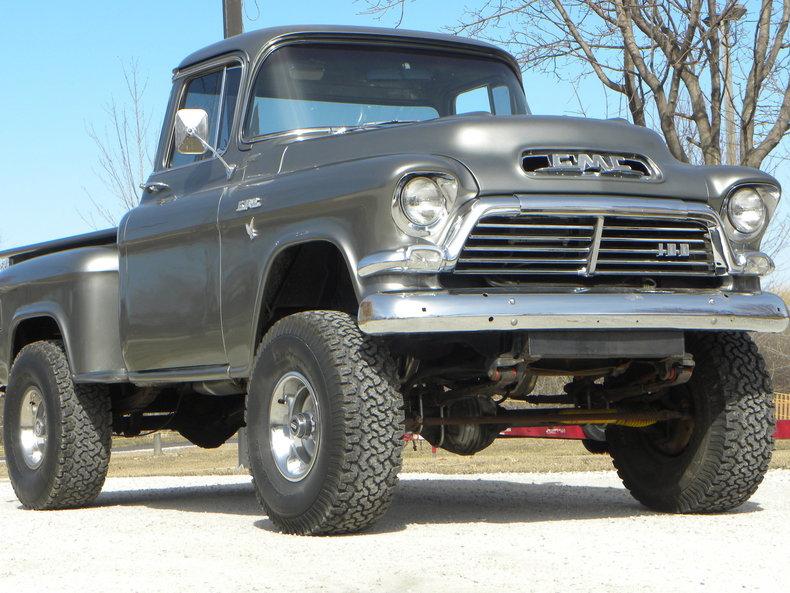 359584d66608d1 low res 1957 gmc 4x4 truck