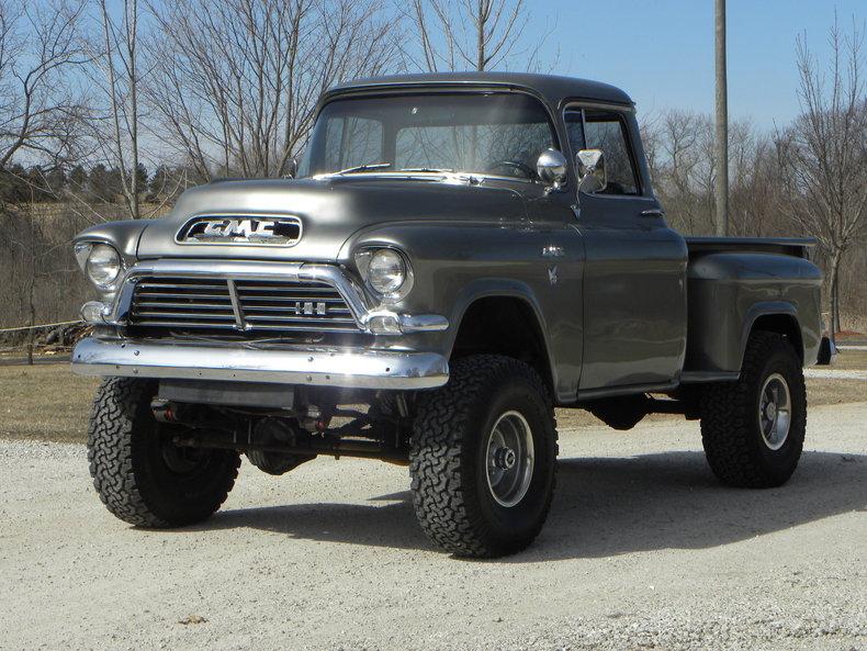 35958663d5954e low res 1957 gmc 4x4 truck