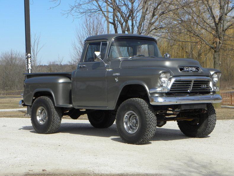 1957 GMC 4x4