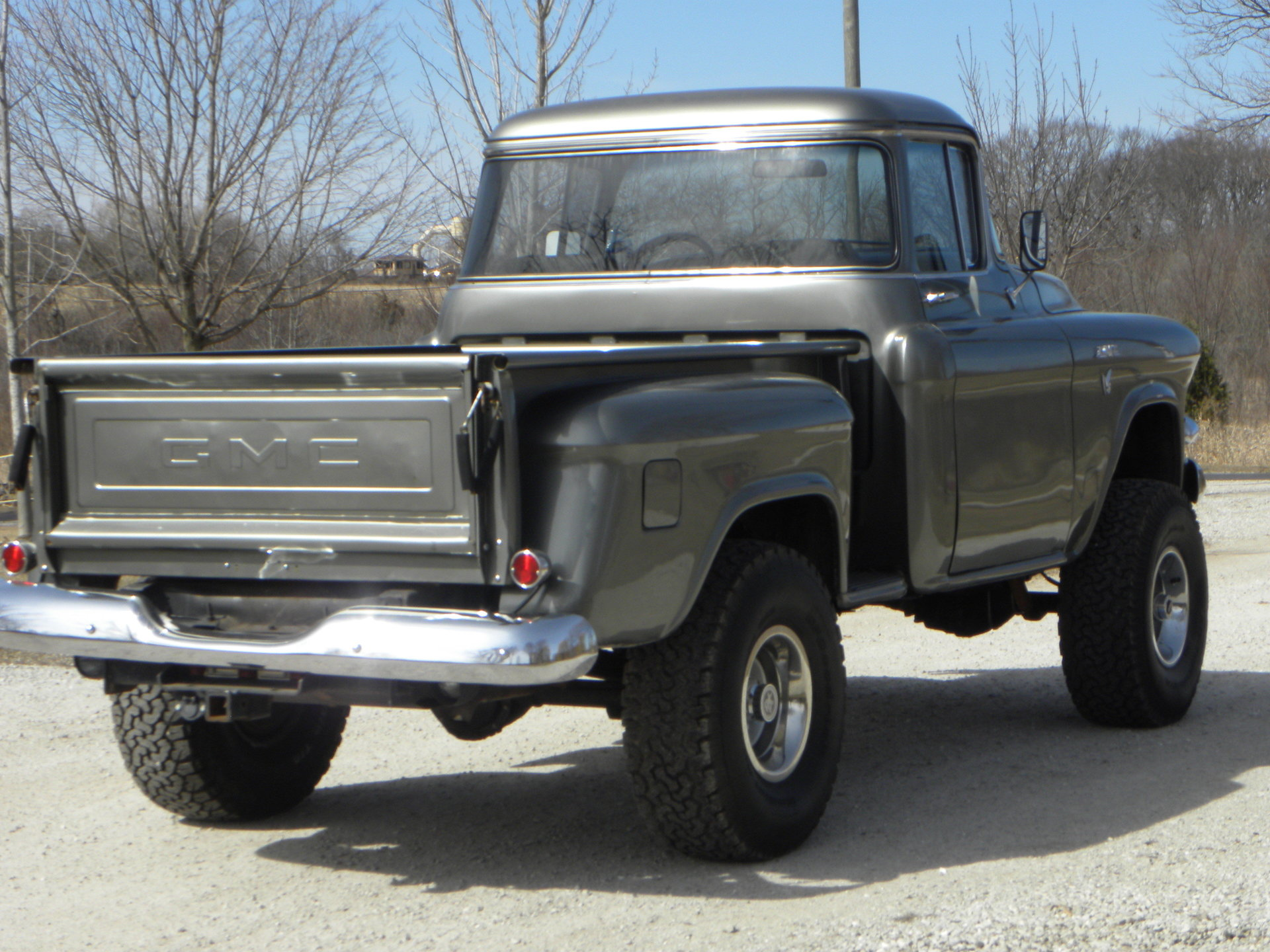 1957 GMC 4x4 Truck for sale #83735 | MCG