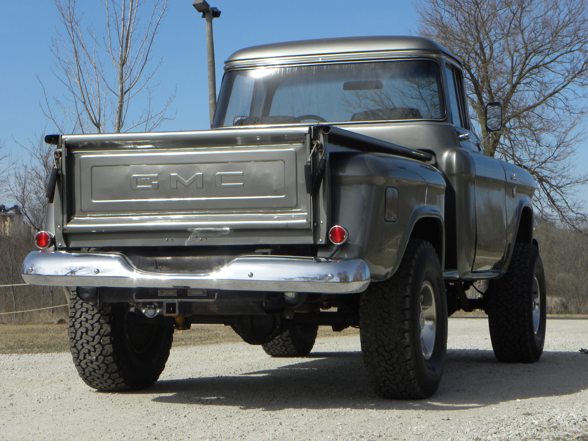 1957 GMC 4x4 Truck for sale