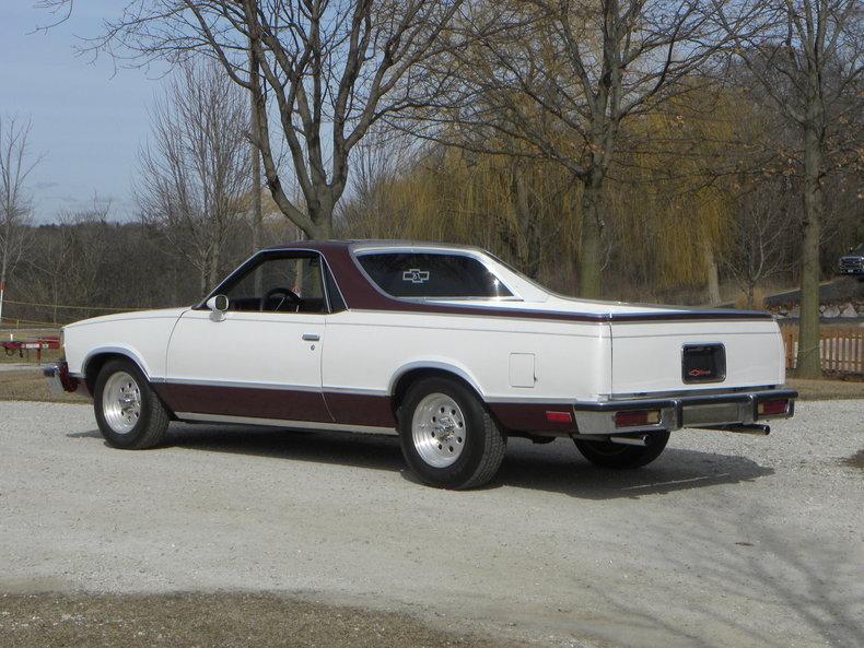1981 Chevrolet El Camino