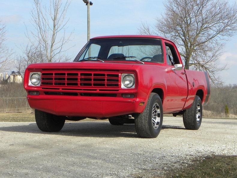 1976 Dodge D10