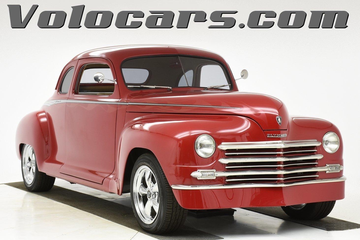 363952f6cb6615 hd 1948 plymouth coupe