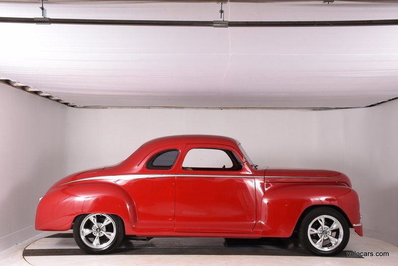 1948 Plymouth Coupe