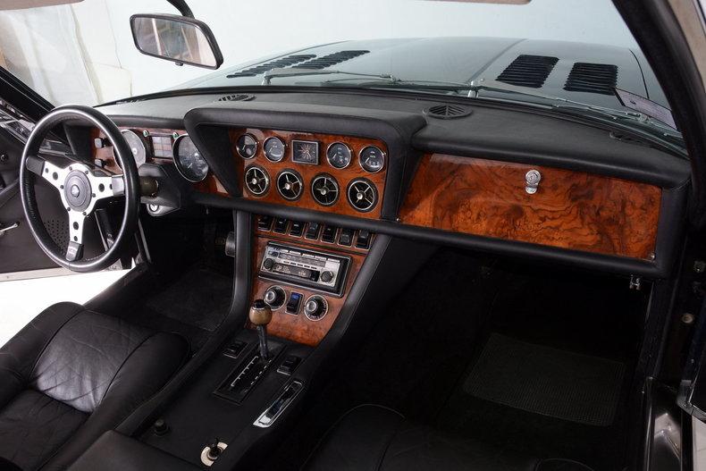 1975 Jensen Interceptor III