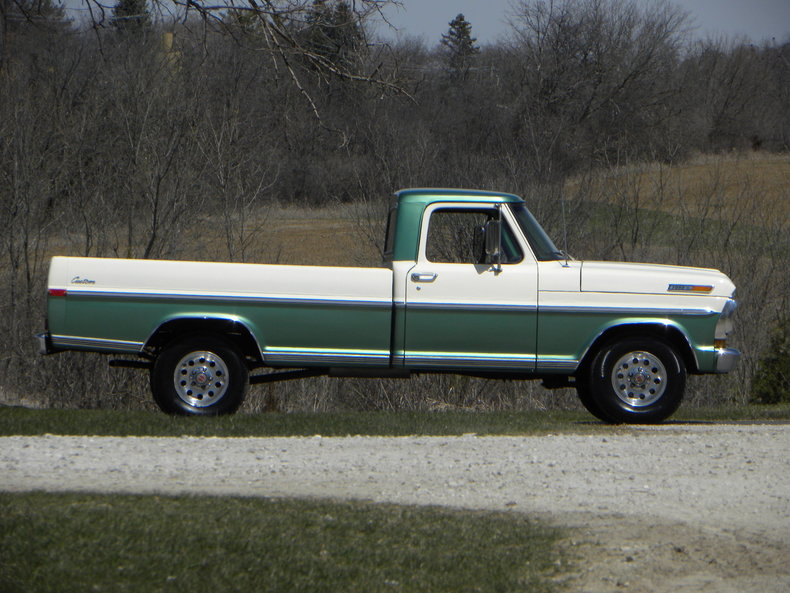 366942ad6b253c low res 1972 ford f 100 styleside custom pickup
