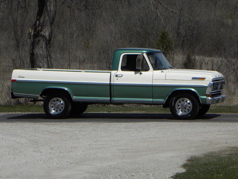 366943a8cd35b0 low res 1972 ford f 100 styleside custom pickup
