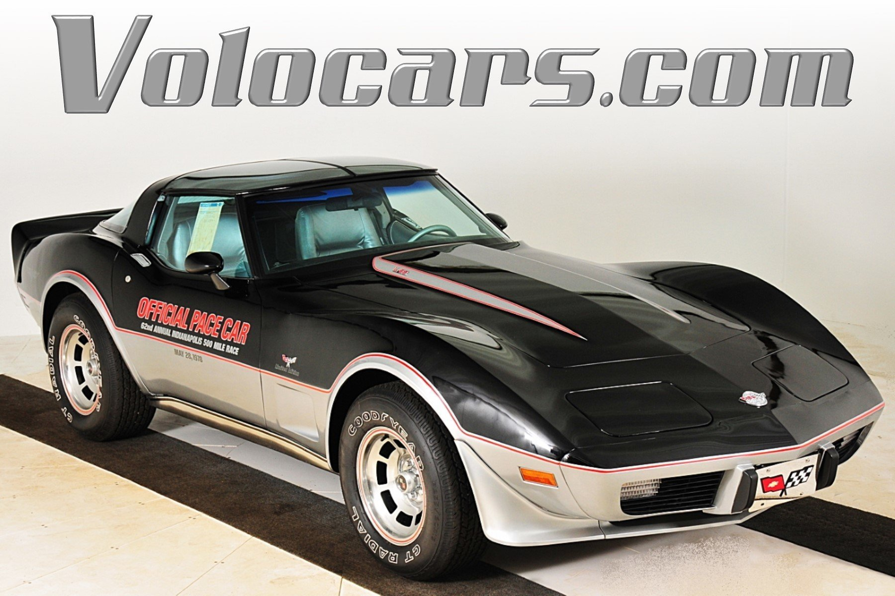 36835362b67cb8 hd 1978 chevrolet corvette pace car