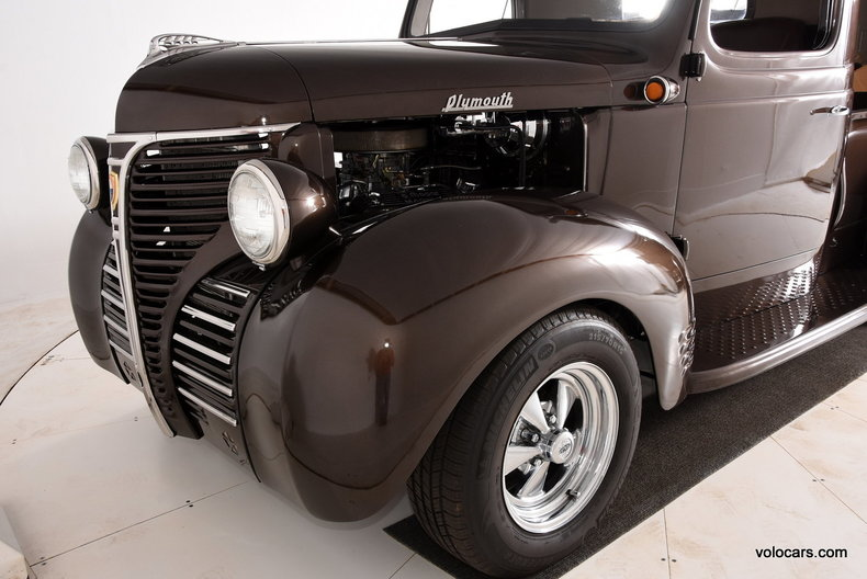 1941 Plymouth Truck