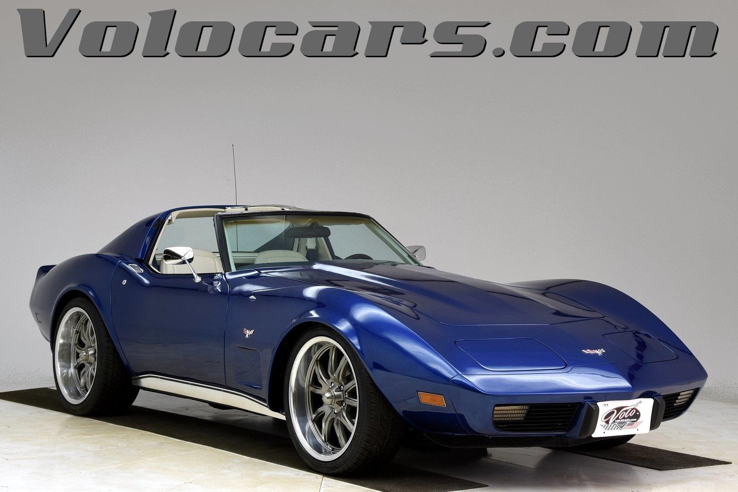 36888410c41a64 hd 1977 chevrolet corvette pro touring