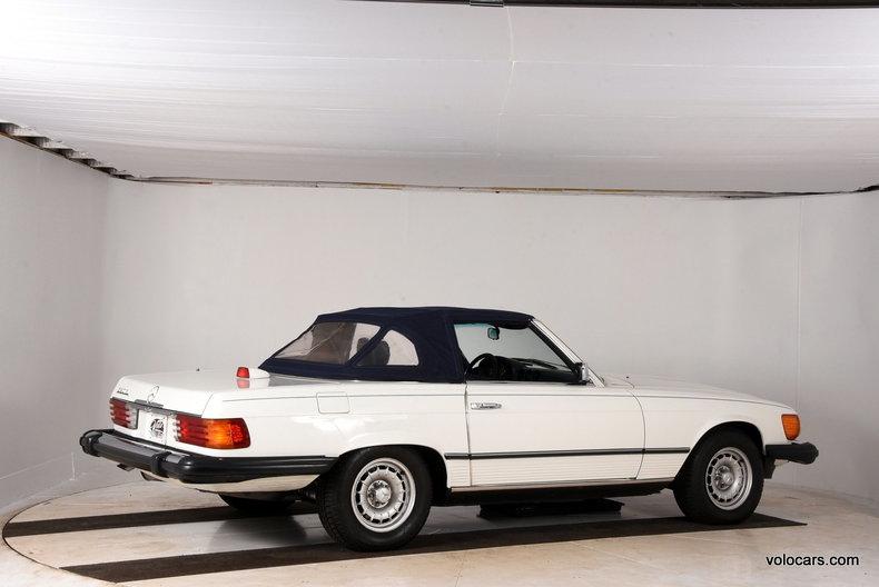 369325572a3cfd low res 1984 mercedes benz 380sl