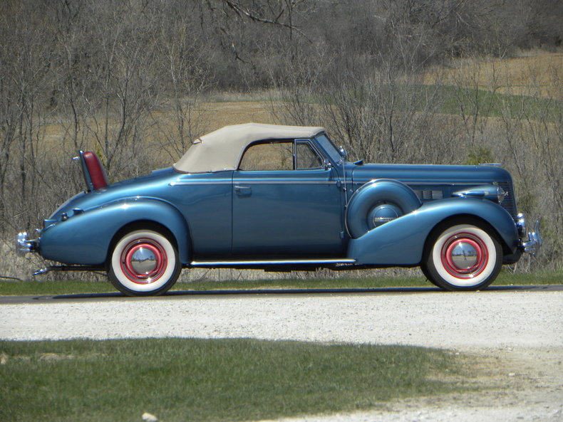 36852977b5fd07 low res 1937 buick model 46c special deluxe convertible