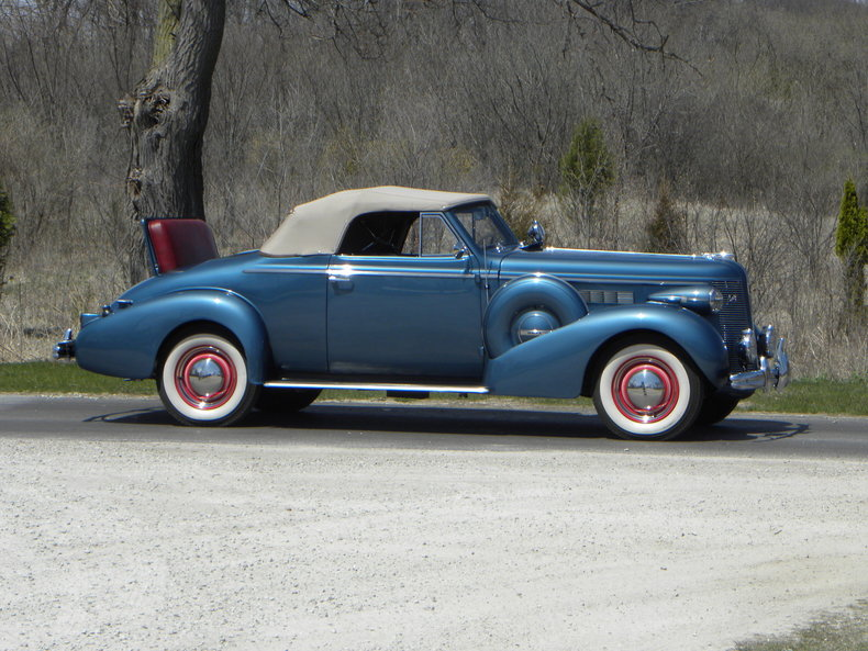 3685306f31087e low res 1937 buick model 46c special deluxe convertible