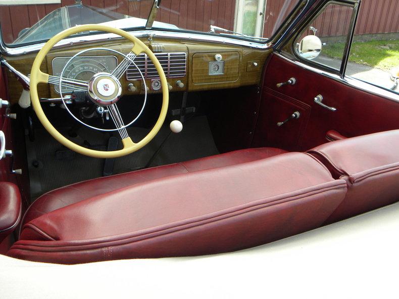 1937 Buick Model 46C
