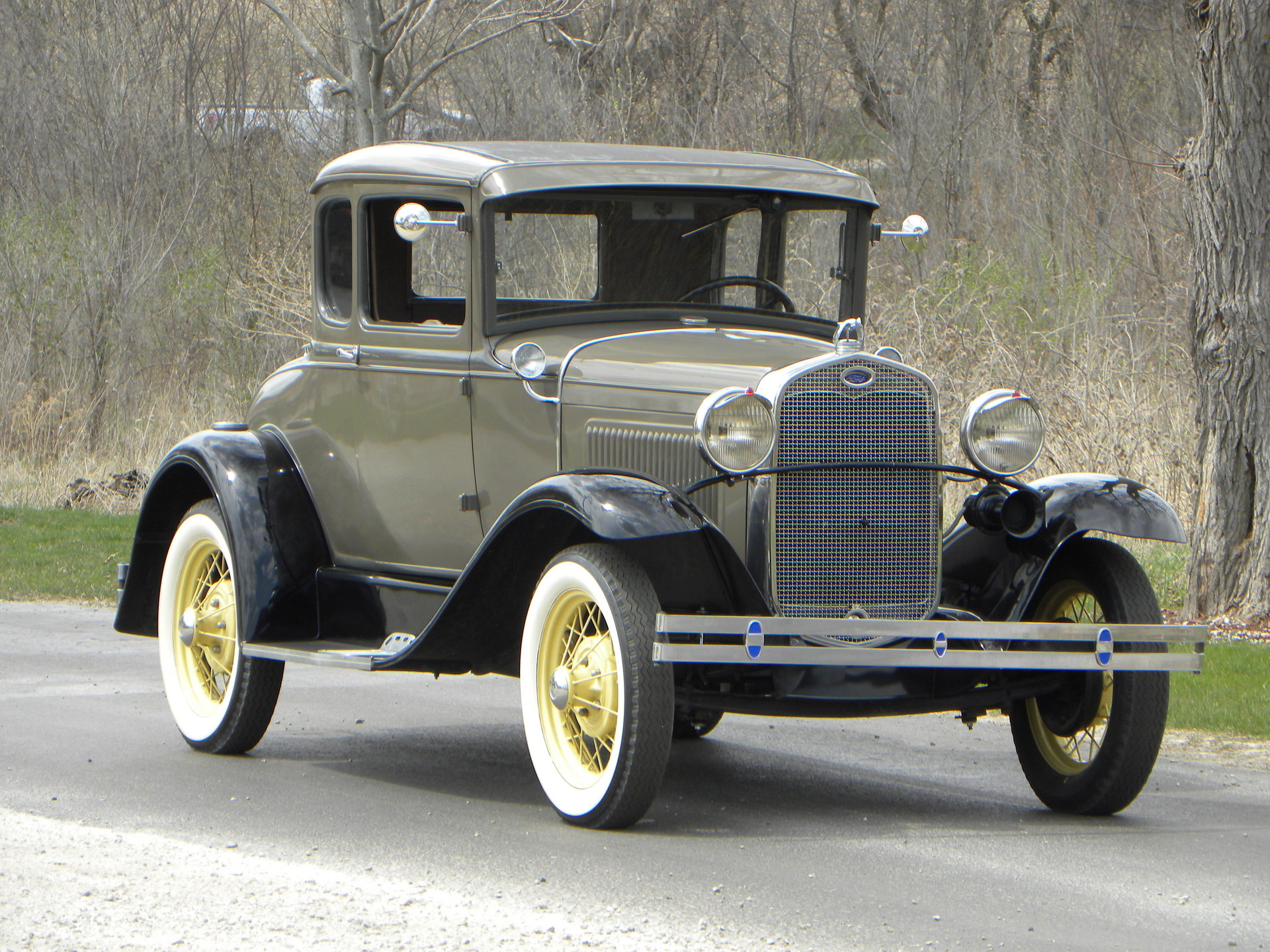 368485c5ddeaf5 hd 1931 ford model a coupe