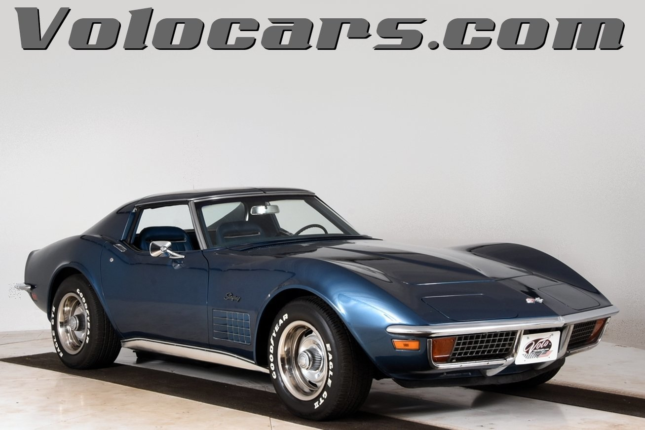 377523bb9a26ea hd 1972 chevrolet corvette