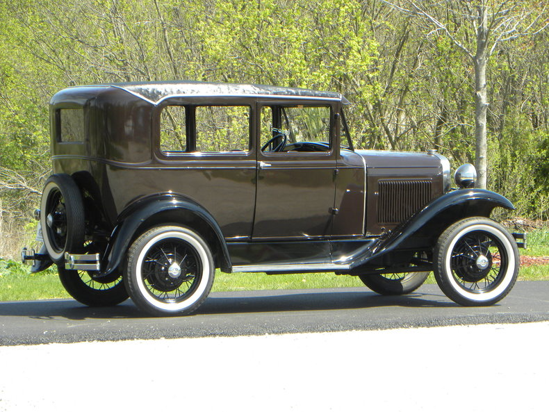 37015410432154 low res 1930 ford model a tudor sedan