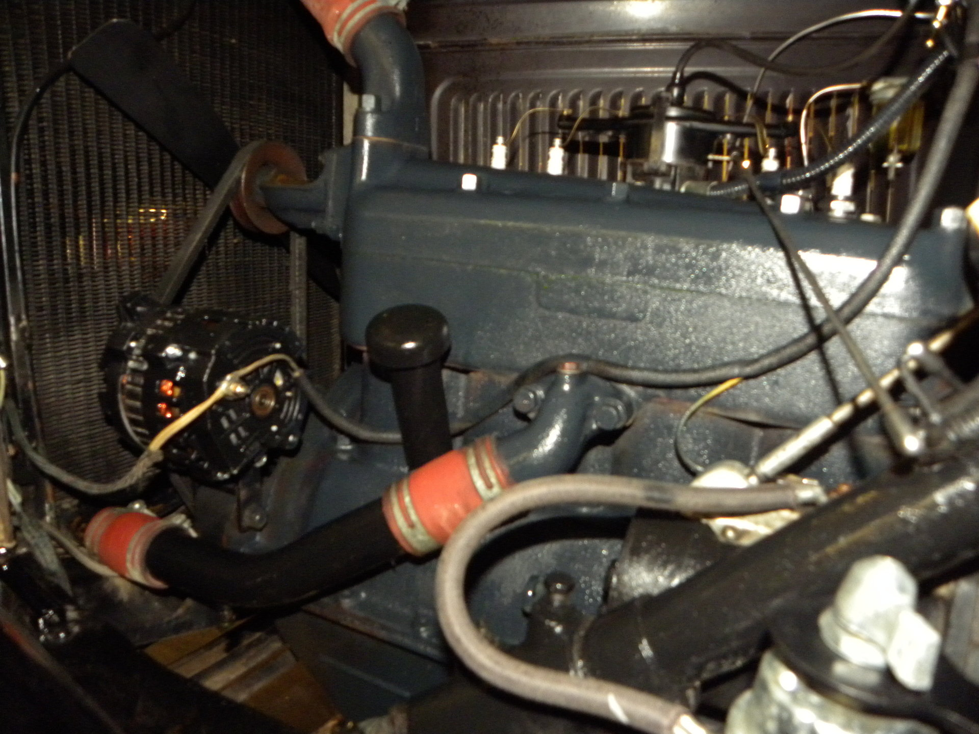 1930 Ford Model A Tudor Sedan For Sale 88500 Mcg Electrical Wiring