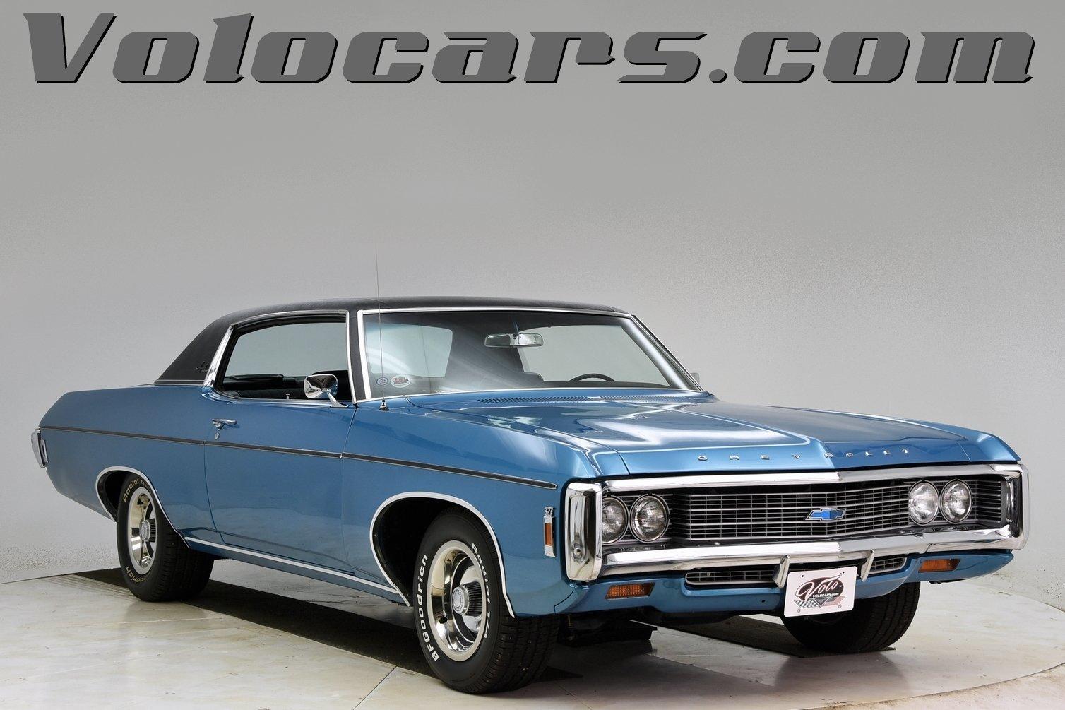 373038244a1a97 hd 1969 chevrolet impala