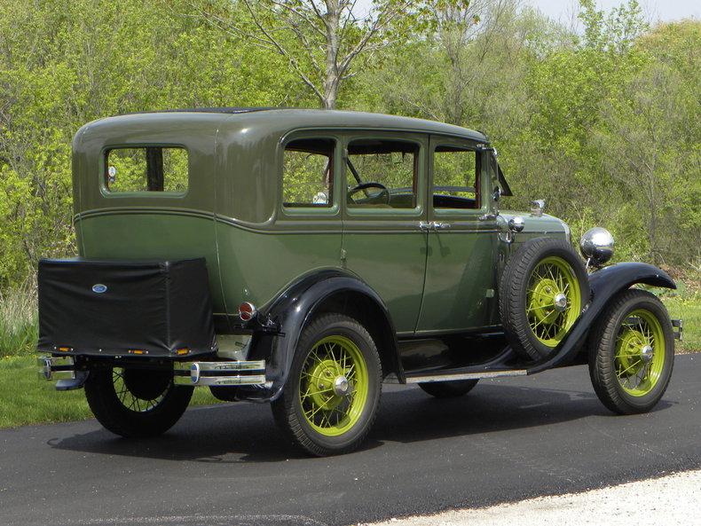 37050209b393d1 low res 1931 ford model a town sedan