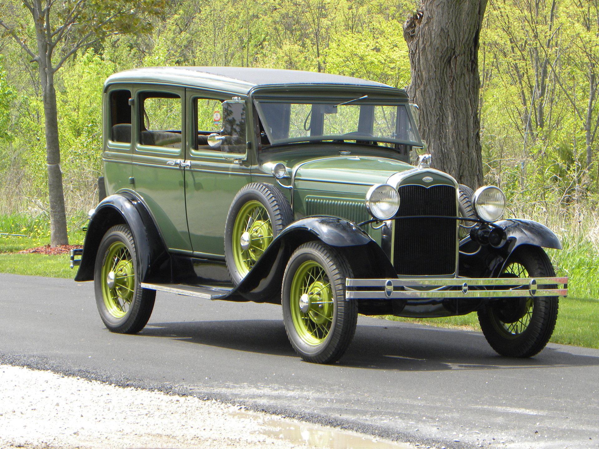 370508d42dd6c1 hd 1931 ford model a town sedan