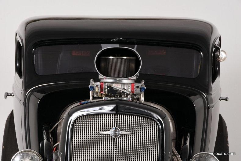 1934 Chevrolet Pro Street