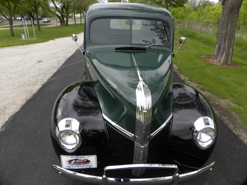 1941 Ford Model 11C