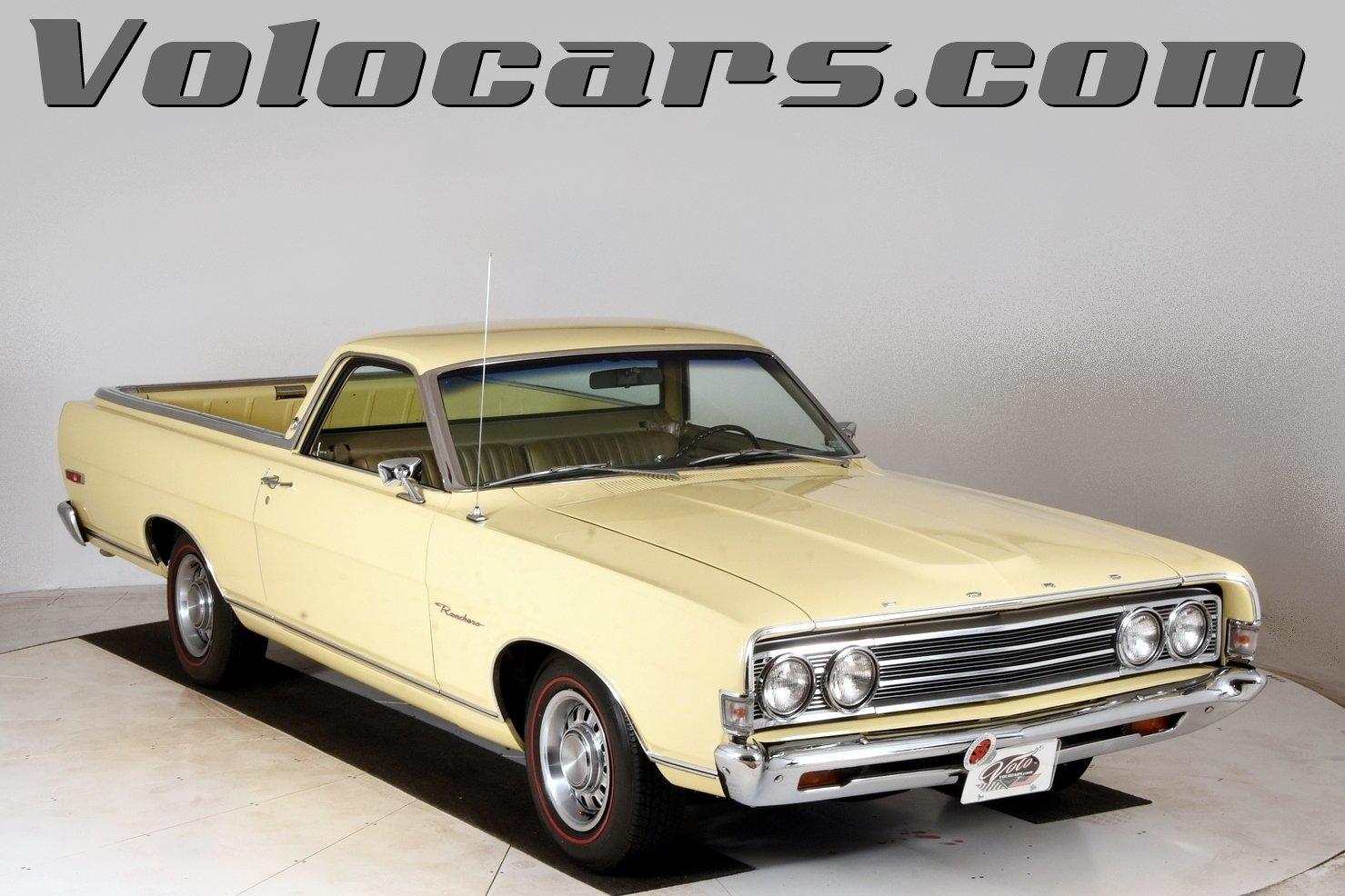377828232b2886 hd 1969 ford fairlane 500 ranchero