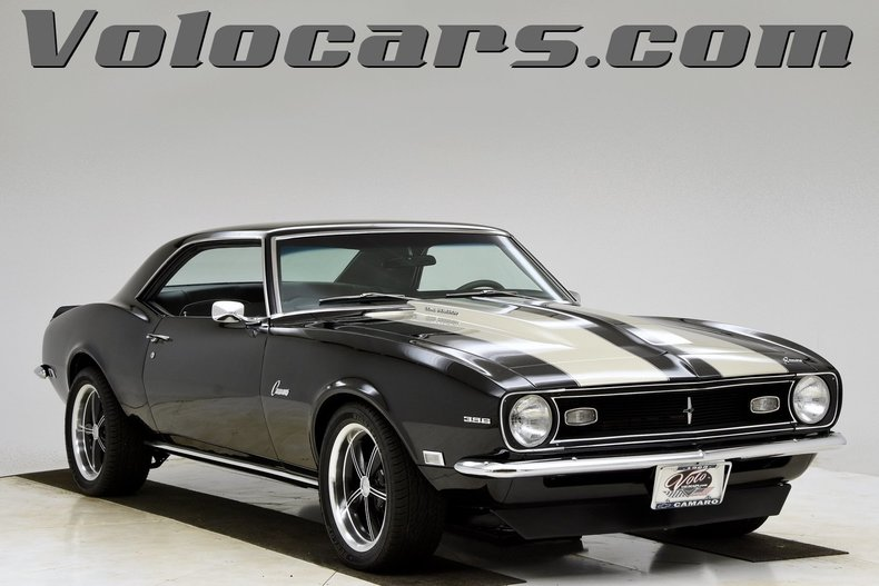 3782644cf98744 low res 1968 chevrolet camaro ss 396