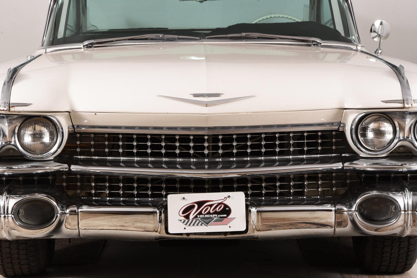 1959 cadillac coupe deville volo auto museum. Black Bedroom Furniture Sets. Home Design Ideas