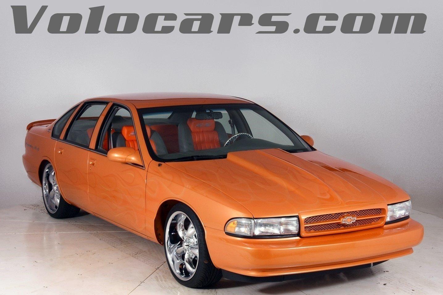 37916634cec2e2c234 hd 1995 chevrolet impala ss