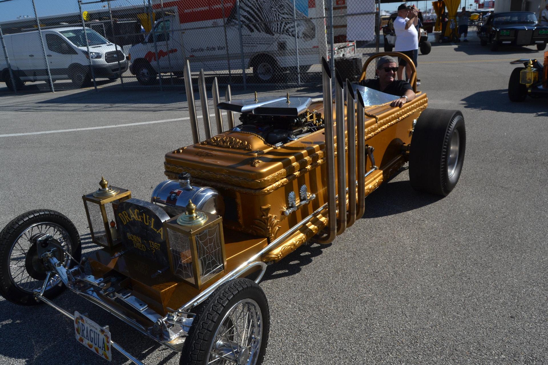 Village Auto Body >> 1966 Drag U La Coffin Car   Volo Auto Museum
