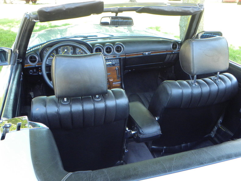 1981 Mercedes-Benz 500SL