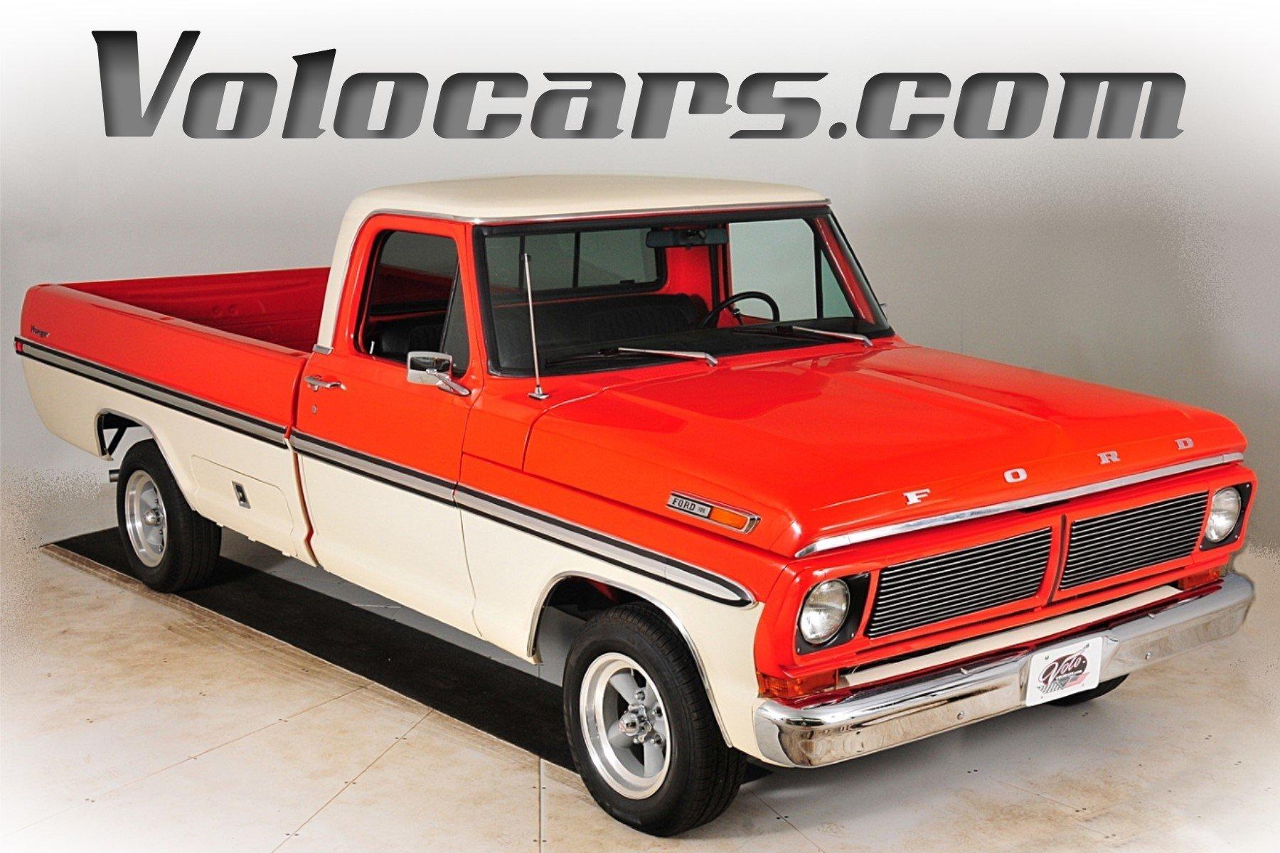 387891922971f8 hd 1971 ford f100 ranger