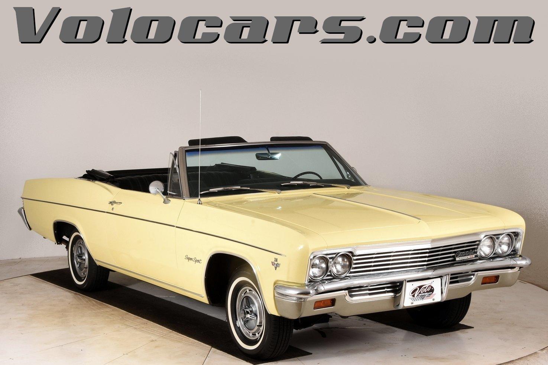 1966 Chevrolet Impala Volo Auto Museum Super Sport